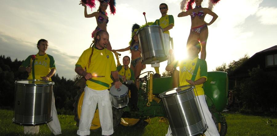 Parady bębniarskie