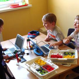 Lego Robotyka