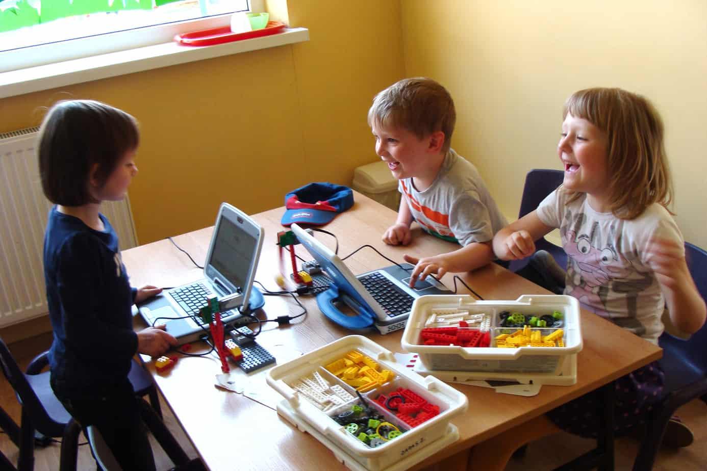 Robotyka-lego