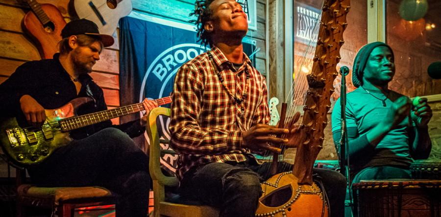 Muzyka afrykańska